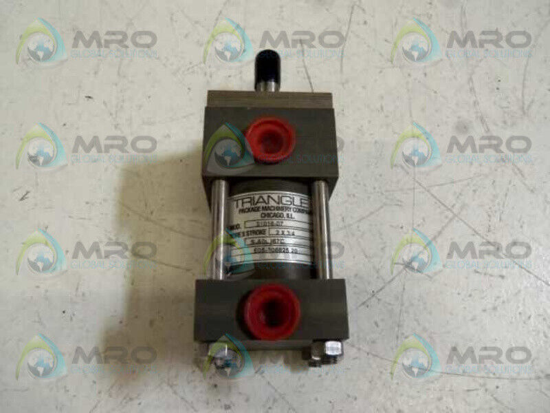 TRIANGLE 31016-7 CYLINDER * USED *