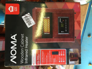 Noma infrared cabinet heater