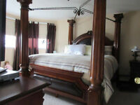 Beauitiful King Bedroom Set