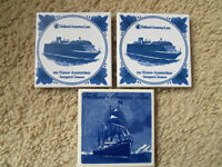 Delftware Coasters