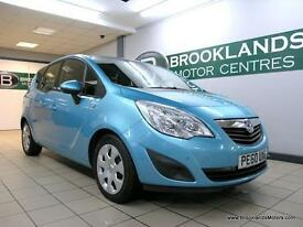 Vauxhall Meriva 1.7CDTI 16V AUTO A/C EXCLUSIV AUTO [5X SERVICES and STUNNING COL