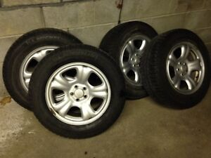 Subaru Forester Winter Tires