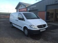 Merc Vito NO VAT (not transit, sprinter, transporter t5)