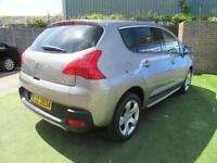 2010 Peugeot 3008 1.6 HDi FAP Exclusive SUV EGC 5dr