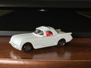 Vintage toy car, 1953 Corvette.