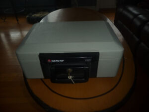 coffre fort sentry 1100