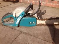 Makita chainsaw for parts