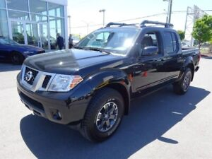 Nissan Frontier Pro-4X  Toit - Gps - Caméra - Mags 2018