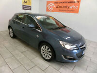 2013 Vauxhall Astra 2.0CDTi 165ps ecoFLEX s/s Elite ***BUY FOR £36 A WEEK***