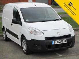Peugeot Partner 1.6HDi ( 75 ) 625 Professional L1 - DRIVE AWAY TODAY