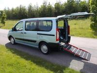 2008 Peugeot Expert Tepee 1.6 HDi 6 Seats Disabled Wheelchair Accessible