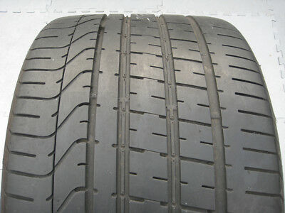 Pirelli 355 25 21 ZR (107 Y) P Zero 6.2mm L XL Lamborghini rated part worn tyre