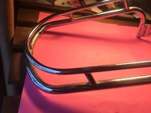 GL1200 Interstate Aspencade Front Fender Chrome Trim Rails Regina Regina Area image 3