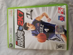 XBOX 360 Game (College Hoops 2K7)