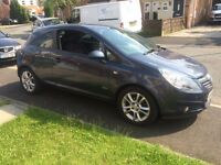2009 Vauxhall corsa sxi 1.2 16v manual 150k FSH 2owners full MOT £1595ono