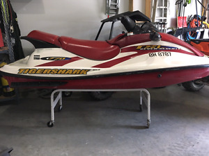 1999 Artic Cat Tigershark TS770 Jet Ski