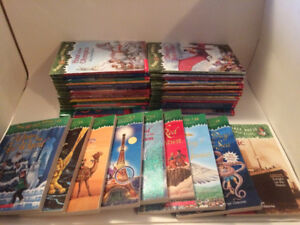 38 Magic Tree House Books 1-29 32-39 Research Guide Titanic used