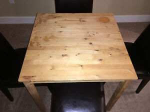 Small Pine Table - Must Sell ASAP London Ontario image 2