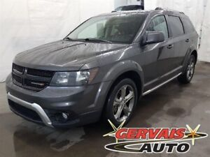 Dodge Journey Crossroad 7 Passagers V6 Cuir MAGS 2016