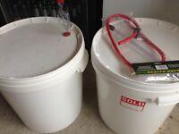 Wine making equipment - new