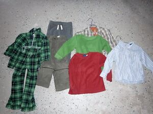 BIG BAG of BOYS CLOTHES (8pieces) all for 15$ or 3$ each