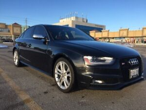 2014 Audi S4 with Factory CPO Warranty!!