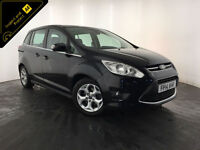2014 FORD GRAND C-MAX ZETEC TDCI 7 SEATER MPV 1 OWNER SERVICE HISTORY FINANCE PX