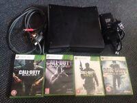 Xbox 360& Games