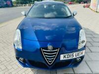 2015 Alfa Romeo Giulietta 2.0 JTDM-2 Business Edition ALFA TCT (s/s) 5dr Hatchba