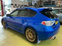 2009 Subaru Impreza 2.5 WRX STI Type UK 5dr HATCHBACK Petrol Manual
