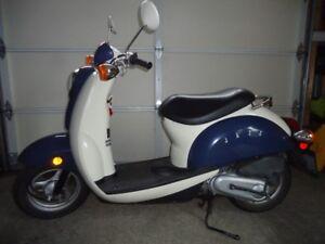 2006 Honda CHF50/S Jazz Scooter