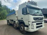 Volvo FM 450 8x4 ALLOY TIPPER JUST ARRIVED WHATSAPP 07498795660