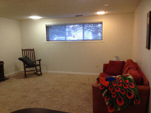 BRIGHT BASEMENT SUITE BRAESIDE SW
