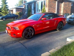 2014 Ford Mustang GT 5.0 California Special Convertible