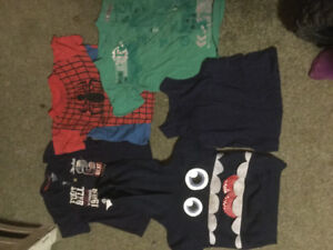 Assorted Boys Shirts 2T