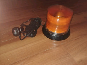 Amber Snowplow/ Construction LED Light
