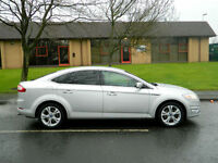 2012 Ford Mondeo 2.2 TDCi Titanium 5dr WITH FSH+SATNAV+LEATHER+P/SENSORS++