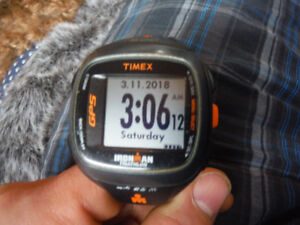 Ironman T5K744 run trainer 2.0 watch with usb charger