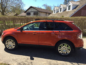 2008 Ford Edge Limited Edition SUV, Crossover