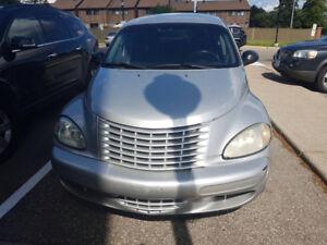 2005 Chrysler PT Cruiser Sedan