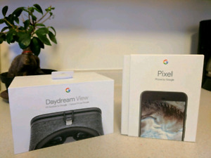Google Pixel and Daydream VR**lowest price on kijiji**
