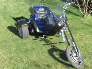 Beautiful show trike for sale Strathcona County Edmonton Area image 6
