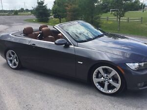 Bmw 335 Convertible- Mint Condition!