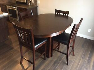 Counter Height Dinning Set For Sale
