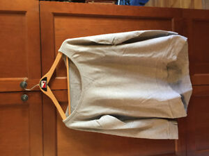 Lululemon Grey Sweatshirt size 10