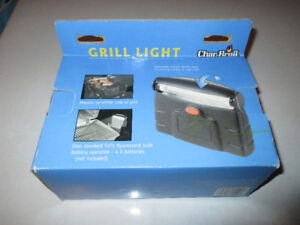Char Broil grill light