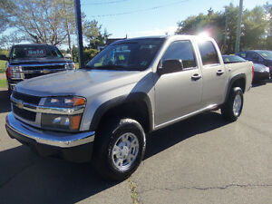 2008 CHEVROLET COLORADO LT CREW CAB !! 4X4 !!