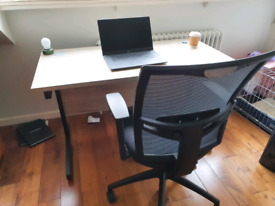 WFH Desk and Office Chair