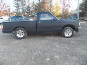 1987 Rust Free. Chevy S10 With a  Chevy small Block.