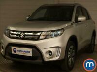 2018 Suzuki Vitara 1.6 SZ5 5dr CrossOver Petrol Manual